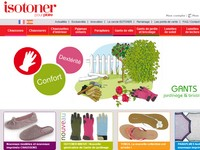 boutique Isotoner