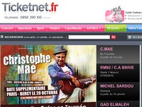boutique Ticketnet