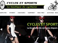 boutique Cycles et sports