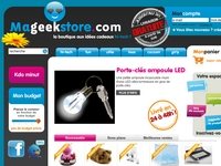 boutique Ma geek store