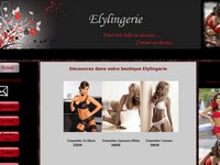 boutique Elylingerie
