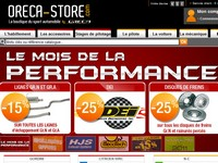 boutique Oreca Store