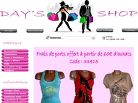 boutique DAYS SHOP