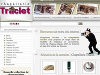 boutique Chapellerie Traclet