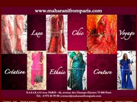 boutique Maharani From Paris